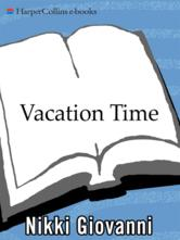 Portada de VACATION TIME