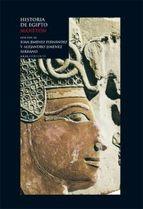 Portada de HISTORIA DE EGIPTO
