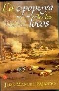 Portada de LA EPOPEYA DE LOS LOCOS: ESPAÑOLES EN LA REVOLUCION FRANCESA
