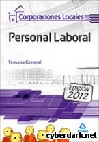 Portada de PERSONAL LABORAL DE CORPORACIONES LOCALES. TEMARIO GENERAL - EBOOK