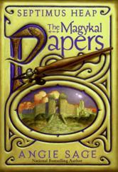 Portada de SEPTIMUS HEAP: THE MAGYKAL PAPERS