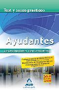 Portada de AYUDANTES DE INSTITUCIONES PENITENCIARIAS: TEST Y CASOS PRACTICOS