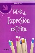 Portada de TALLER DE EXPRESION ESCRITA