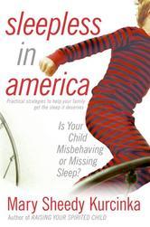 Portada de SLEEPLESS IN AMERICA