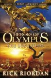 Portada de HEROES OF OLYMPUS: THE LOST HERO