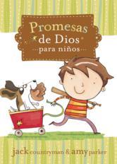 Portada de PROMESAS DE DIOS PARA NINOS - EBOOK