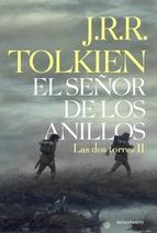 Portada de EL SEÑOR DE LOS ANILLOS, II. LAS DOS TORRES