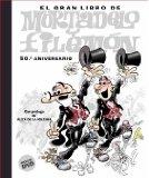 Portada de EL GRAN LIBRO DE MORTADELO Y FILEMON (50º ANIVERSARIO) (INCLUYE DVD)