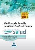 Portada de MEDICOS DE FAMILIA DE ATENCION CONTINUADA DEL SERVICIO ARAGONES DE SALUD. TEST DE LA PARTE COMUN