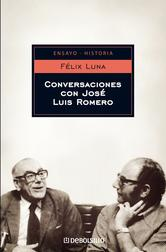 Portada de CONVERSACIONES CON J.L ROMERO - EBOOK