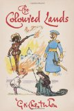 Portada de THE COLOURED LANDS: A WHIMSICAL GATHERING OF DRAWINGS, STORIES, AND POEMS