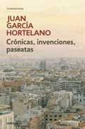 Portada de CRONICAS, INVENCIONES, PASEATAS