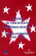 Portada de PROPUESTAS PARA LA ORIENTACION EN LOS CENTROS DE EDUCACION DE PERSONAS ADULTAS