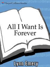 Portada de ALL I WANT IS FOREVER