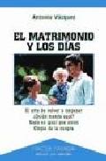 Portada de EL MATRIMONIO Y LOS DIAS