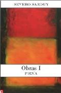 Portada de OBRAS I: POESIA