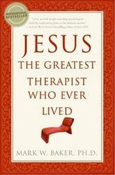 Portada de JESUS, THE GREATEST THERAPIST WHO EVER LIVED