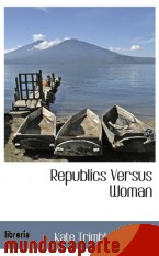 Portada de REPUBLICS VERSUS WOMAN