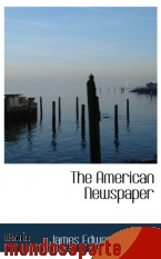 Portada de THE AMERICAN NEWSPAPER