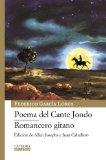 Portada de POEMA DEL CANTE JONDO; ROMANCERO GITANO