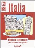 Portada de ITALIA: MANUAL DE CONVERSACION Y MINI DICCIONARIO PARA GOURMETS