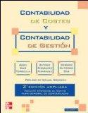 Portada de CONTABILIDAD DE COSTES Y CONTABILIDAD DE GESTION. VOL 2