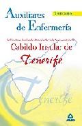 Portada de AUXILIARES DE ENFERMERIA DEL INSTITUTO INSULAR DE ATENCION SOCIALY SOCIOSANITARIA DEL CABILDO INSULAR DE TENERIFE: TEMARIO