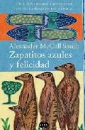 Portada de ZAPATITOS AZULES Y FELICIDAD