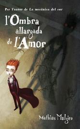 Portada de LOMBRA ALLARGADA DE LAMOR - EBOOK