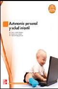 Portada de AUTONOMIA PERSONAL Y SALUD INFANTIL GS