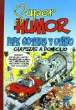 Portada de SUPER HUMOR Nº 44: PEPE GOTERA Y OTILIO CHAPUZAS A DOMICILIO