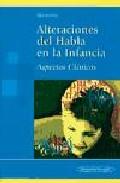 Portada de ALTERACIONES DEL HABLA EN LA INFANCIA: ASPECTOS CLINICOS