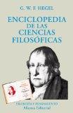 Portada de ENCICLOPEDIA DE LAS CIENCIAS FILOSOFICAS