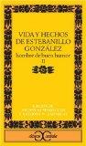 Portada de VIDA Y  HECHOS DE ESTEBANILLO GONZALEZ