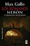 Portada de LOS ROMANOS: NERON: EL REINO DEL ANTICRISTO