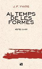 Portada de AL TEMPS DE LES FORMES. (EBOOK)