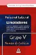 Portada de LIMPIADORES XUNTA DE GALICIA : TEMARIO Y TEST