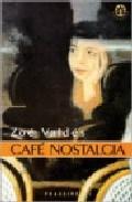 Portada de CAFE NOSTALGIA