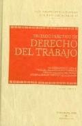 Portada de TRATADO PRACTICO DEL DERECHO DEL TRABAJO