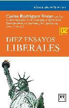 Portada de DIEZ ENSAYOS LIBERALES (EBOOK)