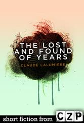 Portada de THE LOST AND FOUND OF YEARS
