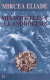 Portada de MEFISTOFELES Y EL ANDROGINO
