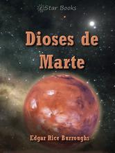 Portada de DIOSES DE MARTE