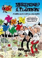 Portada de OLE MORTADELO Y FILEMON Nº 189: MARRULLERIA EN LA ALCALDIA