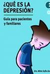 Portada de QUÉ ES LA DEPRESIÓN GUÍA PARA PACIENTES Y FAMILIARES