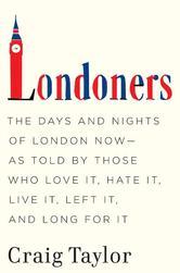 Portada de LONDONERS