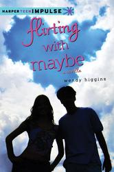 Portada de FLIRTING WITH MAYBE