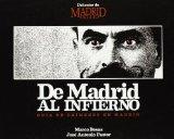 Portada de DE MADRID AL INFIERNO: GUIA DE CRIMENES EN MADRID