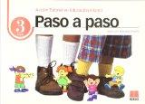 Portada de PASO A PASO 3. ACCION TUTORIAL EN EDUCACION INFANTIL