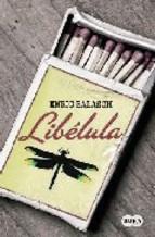 Portada de LIBÉLULA (EBOOK)